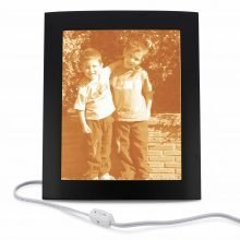 Kids Photo Gift Extra Large Lamp