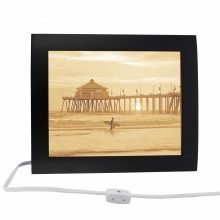 Beach Photo Extra large lamp