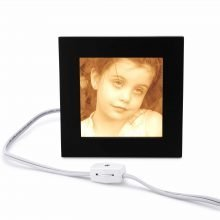 Kids Photo Gift Medium Lamp