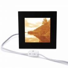 Nature Photo Gift Medium Lamp